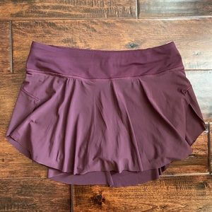 Lululemon Quick Pace Skirt